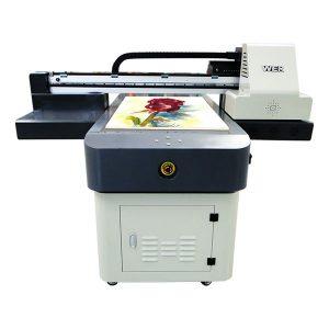 uv flatbed skriver a2 pvc kort UV utskrift maskin digital blekkskriver dx5