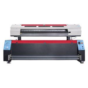 Stort format tekstilfargestoff sublimeringsskrivere for tekstiler