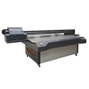 UV-ledet flatbed-skriver for glass / akryl / keramisk trykkmaskin