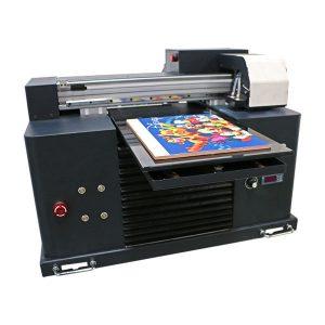 blekkskrivermaskin ledet flatbed uv-skriver for a3 a4-størrelse