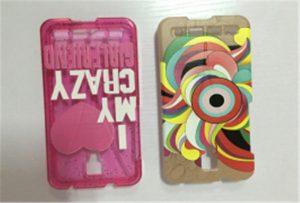 Mobile case samples av A2 UV WER-D4880UV