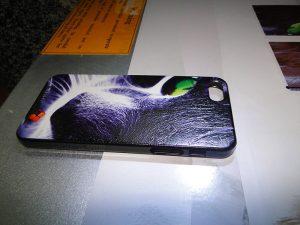 iPad og telefon case cover utskrift løsning