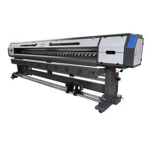3,2 m dgi 5113 hovedeksjonsløsningsmiddelprintere 10 fot flex banner utskrift maskin