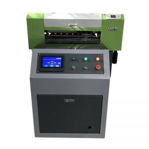 pvc skriver stort format lerretskriver golfball utskrift maskin WER-ED6090UV